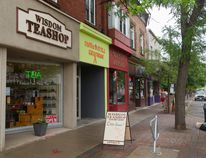 Old East Village on Dundas just east of Adelaide in London, Ont. on Thursday June 12, 2014. (MIKE HENSEN, The London Free Press)