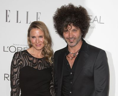 Renee Zellweger at ELLE's 21st Annual Women in Hollywood Celebration at the Four Seasons Hotel in Beverly Hills, California, on Oct. 20. (Brian To/WENN.com)