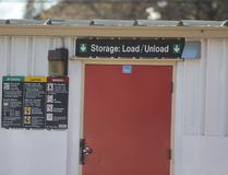 U-Haul storage facility in Winnipeg. (Chris Procaylo/QMI Agency)
