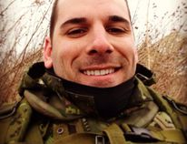 The soldier killed by the gunman at the Tomb of