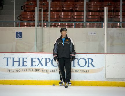 Blast head coach Jeff McCormick (Lyan Photography)