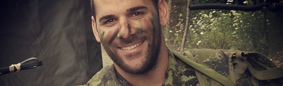 Cpl. Nathan Cirillo was a proud soldier, father