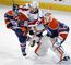 Photos; Oilers versus Capitals