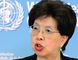World Health Organization Director-General Margaret Chan addresses the media on support to Ebola affected countries, at the WHO headquarters in Geneva September 12, 2014. (REUTERS/Pierre Albouy)