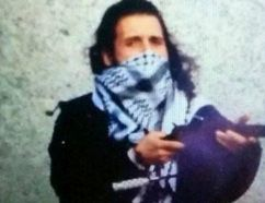 Michael Zehaf-Bibeau, pictured in this image tweeted from an ISIS account, has been identified as the shooter of a soldier standing guard at the National War Memorial in Ottawa on Wednesday Oct. 22, 2014. (Twitter/Handout/QMI Agency)