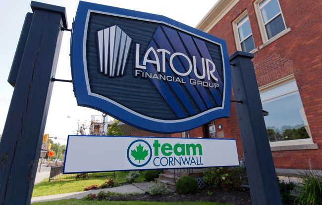 <p>A 2014 file photo of Latour Financial Group, headed by Gilles Latour. </p><p>ERIC HEALEY/CORNWALL STANDARD-FREEHOLDER/Postmedia Network