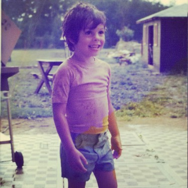 Winnipeg Mayor-Elect Brian Bowman, as a child in this undated photo. (SUPPLIED PHOTO)