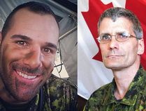 Cpl. Nathan Cirillo and Warrant Officer Patrice Vincent will not be forgotten anytime soon by Canadians. (Handouts)