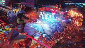 """""""Sunset Overdrive."""" (Supplied)"""