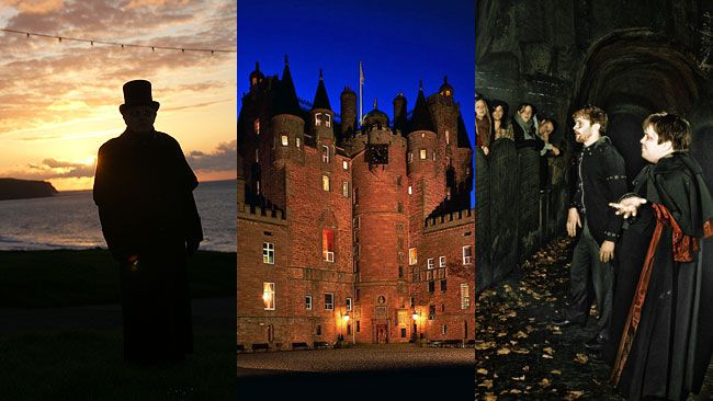 <p>With Halloween around the corner, allow us to introduce you to one of the most haunted places on the planet, the United Kingdom. They have a rich and grisly history, which makes it a must visit for all you ghost hunters or just those that love a good ghost story.<p>