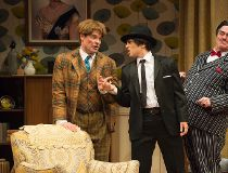 One Man, Two Guvnors, plays on the main stage of the Citadel theatre, through Nov. 16.