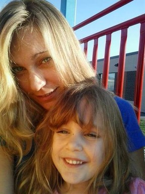 Monica Willemsen and her daughter Katrina are seen in this photo taken from the Facebook page of a family member. Facebook photo