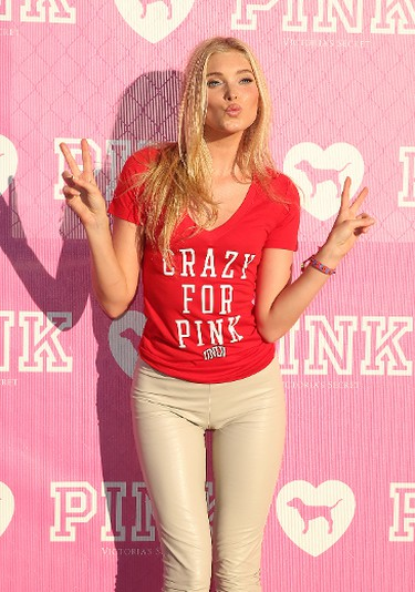 Victoria's Secret PINK Nation Crazy for Campus Bash to University of Nevada, Las Vegas  Featuring: Elsa Hosk Where: Las Vegas, Nevada, United States When: 30 Oct 2014 Credit: Judy Eddy/WENN.com