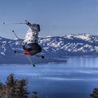 Photos of the week - Heavenly Mountain Resort, located on the California-Nevada border overlooking the sapphire blue waters of Lake Tahoe. Al Charest/Calgary Sun/QMI Agency