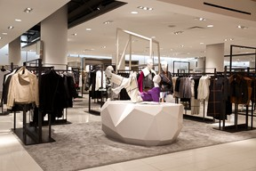 Nordstrom is set to hire in Ottawa. (PHIL CROZIER Submitted image)