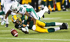 After taking a week to rest, Adarius Bowman and John White will be back in the lineup Sunday (Codie McLachlan, Edmonton Sun).