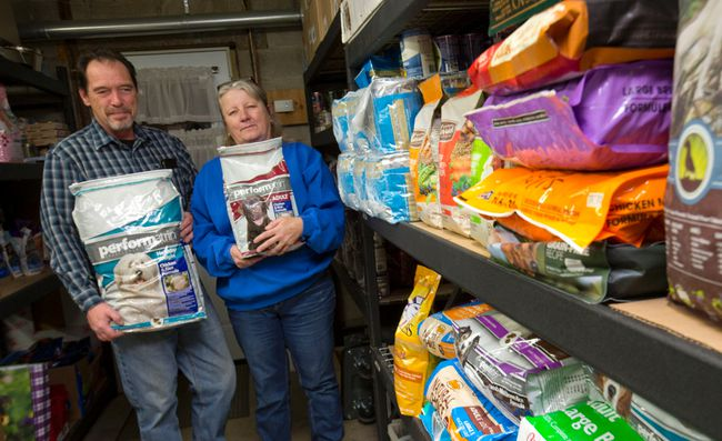 Food Banks For Pets The London Free Press