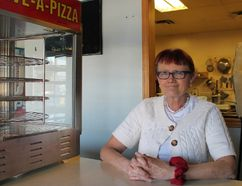 Jane Murray is looking forward to operating her new pizza restaurant in Carman. (EMILY DISTEFANO/CARMAN VALLEY LEADER)