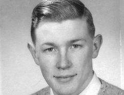 Lloyd William Head, who was killed in a car accident in the spring of 1977. DHT file
