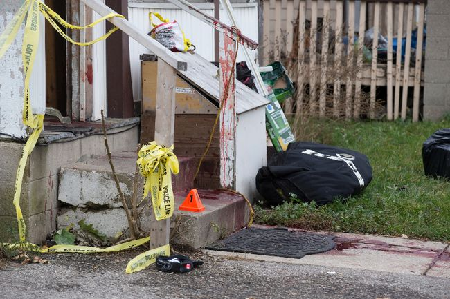 Shane Sturgess, 45, died after being stabbed at an Adelaide St. N. home on Nov. 9. (Free Press file photo)