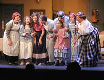 The curtain rises this week for the Kincardine Theatre Guild's massive Christmas production of 'Meet Me In St. Louis' at Kincardine Centre for the Arts. A youthful cast of dozens takes on the musical, with huge dance numbers and dramatic pieces go together smoothly for all ages to enjoy. Cast