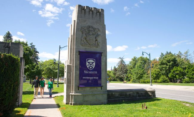 Western University (CRAIG GLOVER, The London Free Press)