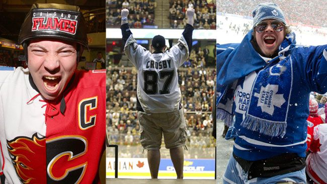 """<p>There's no debating where hockey lives.</p> <p>It made a home in Canada more than a century ago, and hasn't left.</p> <p>But just because its biggest city -- Toronto -- is arguably the Centre of the Hockey Universe, the """"best"""" fanbases apparently reside south of the border. <a href=""""http://www.forbes.com/sites/christinasettimi/2014/11/25/the-nhls-best-fans/"""">At least according to Forbes</a>, which released a top 10 NHL fanbase ranking on Tuesday.</p> <p>Forbes used the following criteria to land on its ranking: social media reach, attendance, merchandise sales, hometown crowd reach, and TV ratings.</p> <p>You may be surprised by the results. Spoiler alert: The top Canadian fanbase is ranked fourth.</p>"""