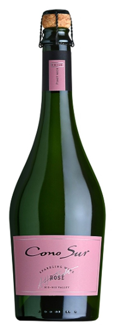 ***1/2 Viña Cono Sur Sparkling Pinot Noir Bío-Bío Valley ON $13.90 (365205)Here's a great value sparkling wine made with 100% Pinot Noir from one of Chile's most dramatic regions, Bío-Bío in the far south of the country. It delivers fresh red fruit aromas and flavours and the pleasingly soft, fruity texture that one would expect given its price. Extremely well-made and crowd-pleasing, this is must-have for the holidays.