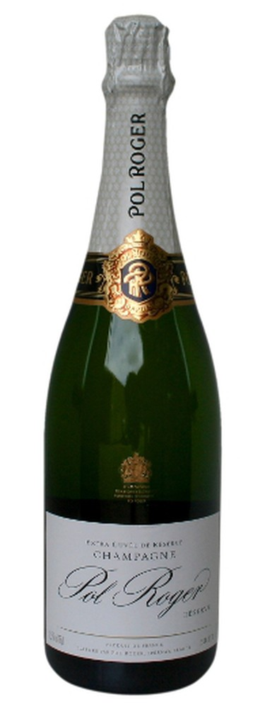 **** Champagne Pol Roger Cuvée de Réserve Brut Champagne, France BC $67.99 (051953) | MB $62.90 (013285) | ON $62.45 (217158) Rich and refined, Pol Roger's bold flavour and zesty character make it a serious expression of Champagne. This is a fine aperitif that would also be enjoyable with many seafood, poultry or pork dishes.
