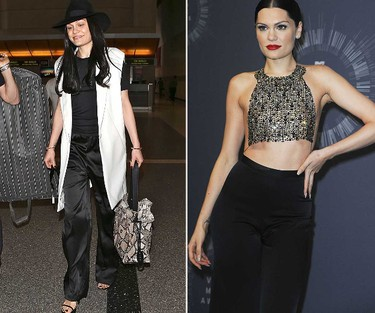 BEFORE AND AFTER: Jessie J (WENN.COM)