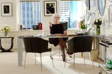 The Devil Wears Prada (2006): Shopping is the most important pastime most people have. Shopping brings hope. Shopping helps the economy. Shopping saves lives. We might be making some of this up. Meryl Streep, Emily Blunt and Anne Hathaway reveal the interior workings of the world of fashion and what's behind the scenes with the bible that fuels all true believers at the retail level. Buy something. Just do it.