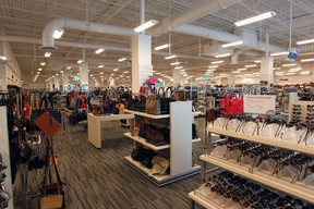 A general view of the Nordstrom Rack at Willowbrook Mall on November 11, 2014 in Houston, Texas.  Bob Levey/Getty Images for Nordstrom Inc./AFP