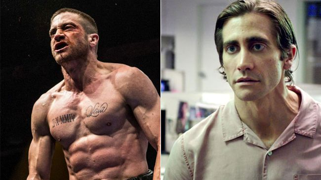 Jake Gyllenhaal gets ripped for 'Southpaw' | The London ...
