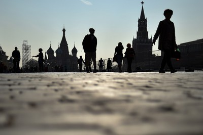 7. Red Square, Moscow. (AFP PHOTO / KIRILL KUDRYAVTSEV)
