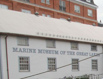 The Marine Museum of the Great Lakes. (Whig-Standard file photo)