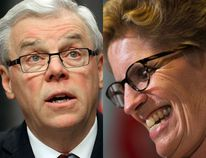 Who is Canada's least favourite premier? (REUTERS/QMI AGENCY)