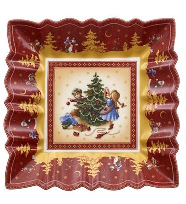 Villeroy and Boch traditional plate $24.50 - The Bay