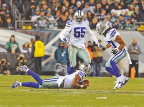 The Dallas Cowboys need to finish one game up on the Philadelphia Eagles to win the NFC East. (USA TODAY SPORTS)