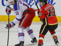 Flames fall to the Rangers 5-2_9