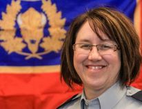 Fran Bethell is the new officer in charge at the Wetaskiwin RCMP detachment.