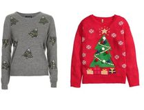 It's time to don our gay apparel. In this case, that means a good ugly Christmas sweater.
