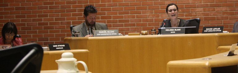 Council passed its 2015 operating budget at its final meeting of the year Tuesday. ANDREW BATES/TODAY STAFF