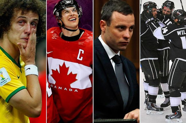 What do you remember this past year in the sports world? (QMI Agency/Reuters/Files)