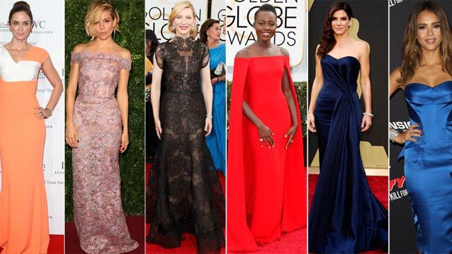 While we wait to see how fashion's best and brightest decide, here are some of our top red carpet looks of 2014.