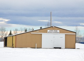 Town council approved at its Dec. 8 meeting a proposal from the Vulcan Lions Club to install heating equipment at the Lewis/Ware Spock Pavilion. Simon Ducatel, Vulcan Advocate