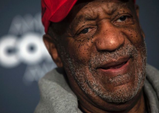 Actor Bill Cosby attends the American Comedy Awards in New York in this April 26, 2014, file photo. (REUTERS/Eric Thayer/Files)