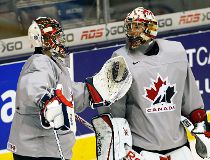 Canada's Fucale, Comrie ultimate team players