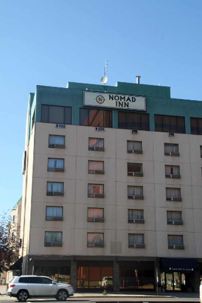 The Nomad Hotel Downtown Fort Mcmurray Today File Photo