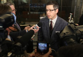Mayor Brian Bowman wants an update from the city auditor on what recommendations have been implemented by city officials following three scathing audits. (Kevin King/Winnipeg Sun file photo)