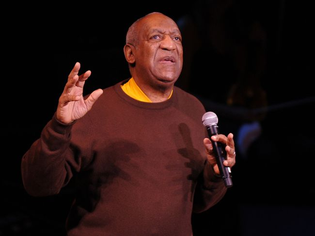 Bill Cosby (QMI files)